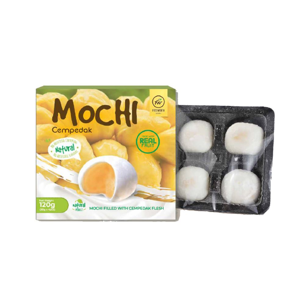 Jack Fruit Mochi