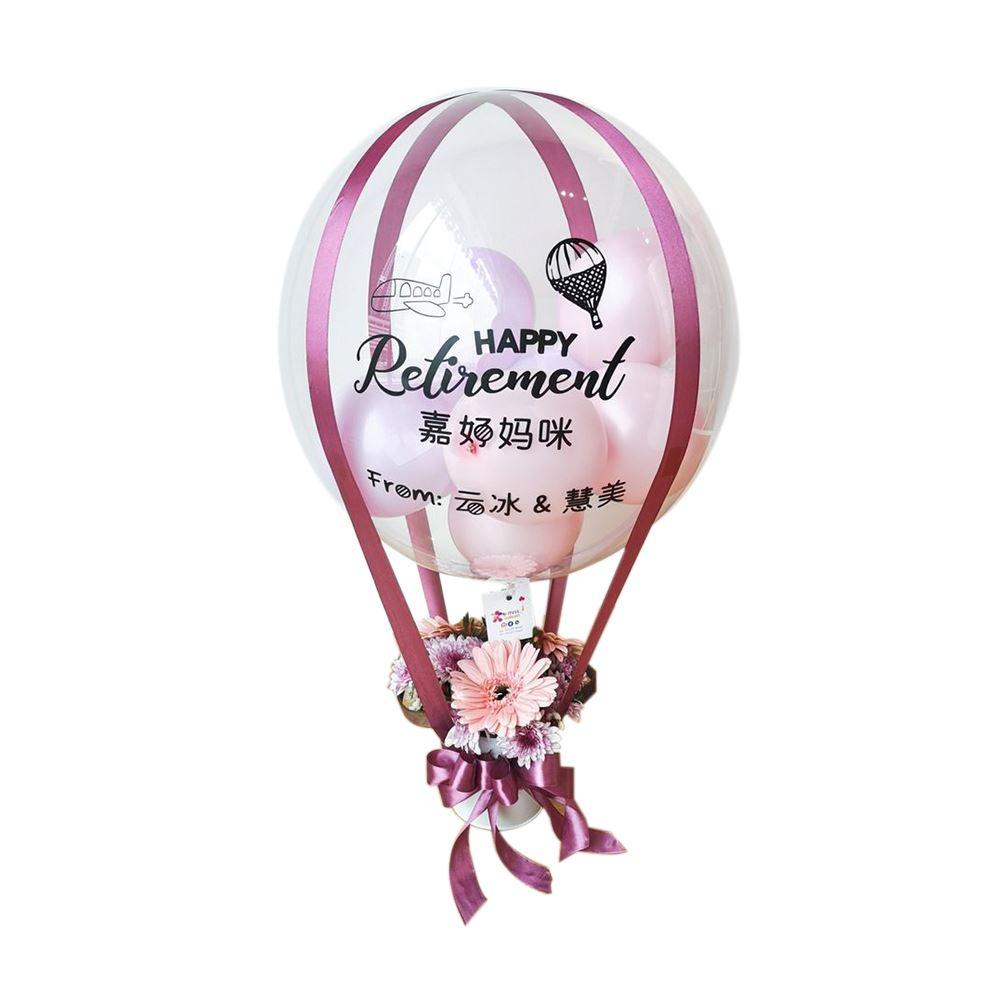 Blooms Hotair Ballon