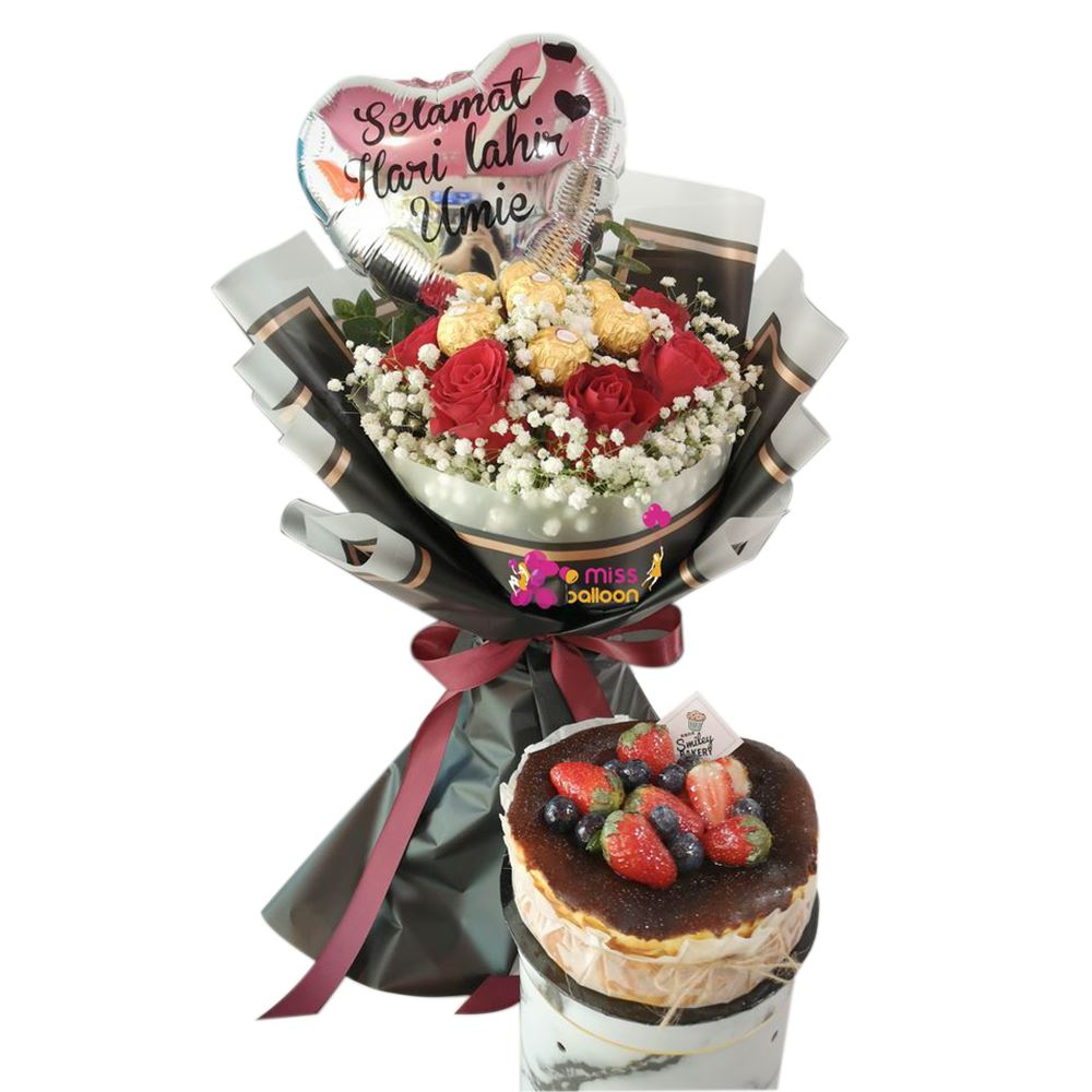 Sweet Bouquet With BBC sets