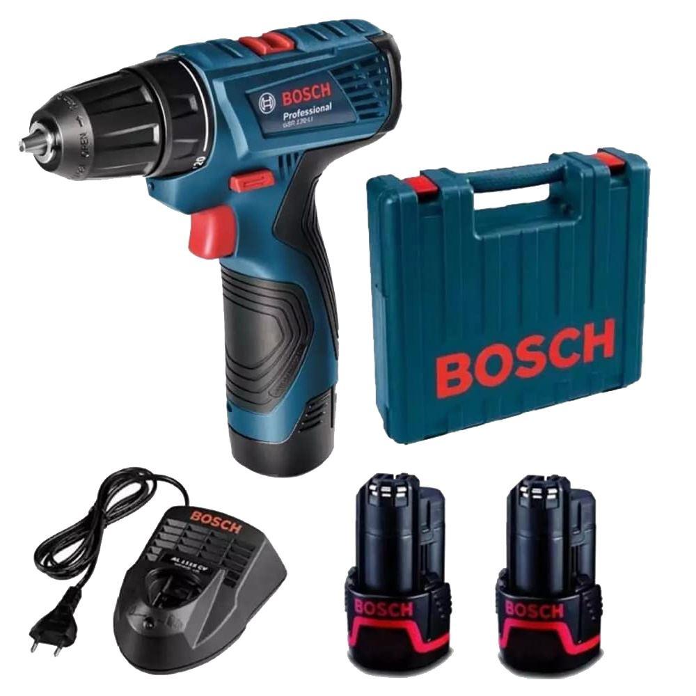 Bosch Gsr120-Li Cordless Drill /Screwdriver