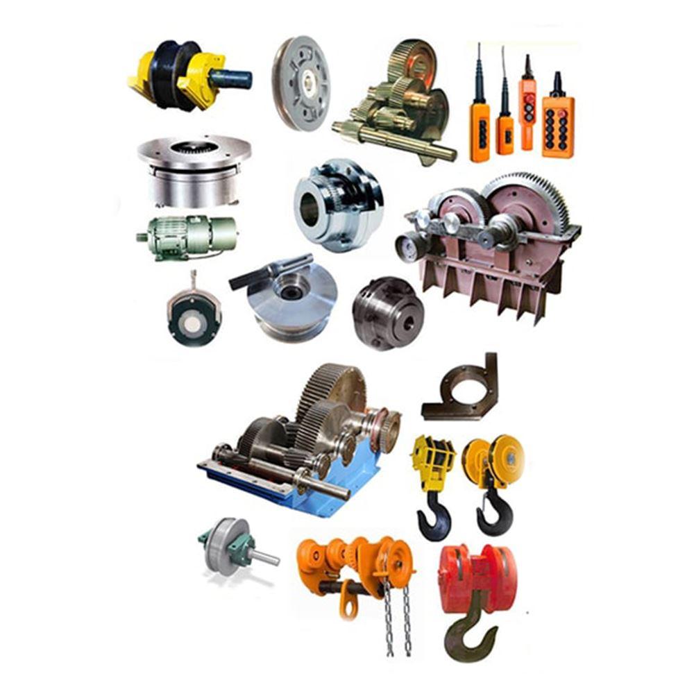 Hoist & Crane Spare Parts