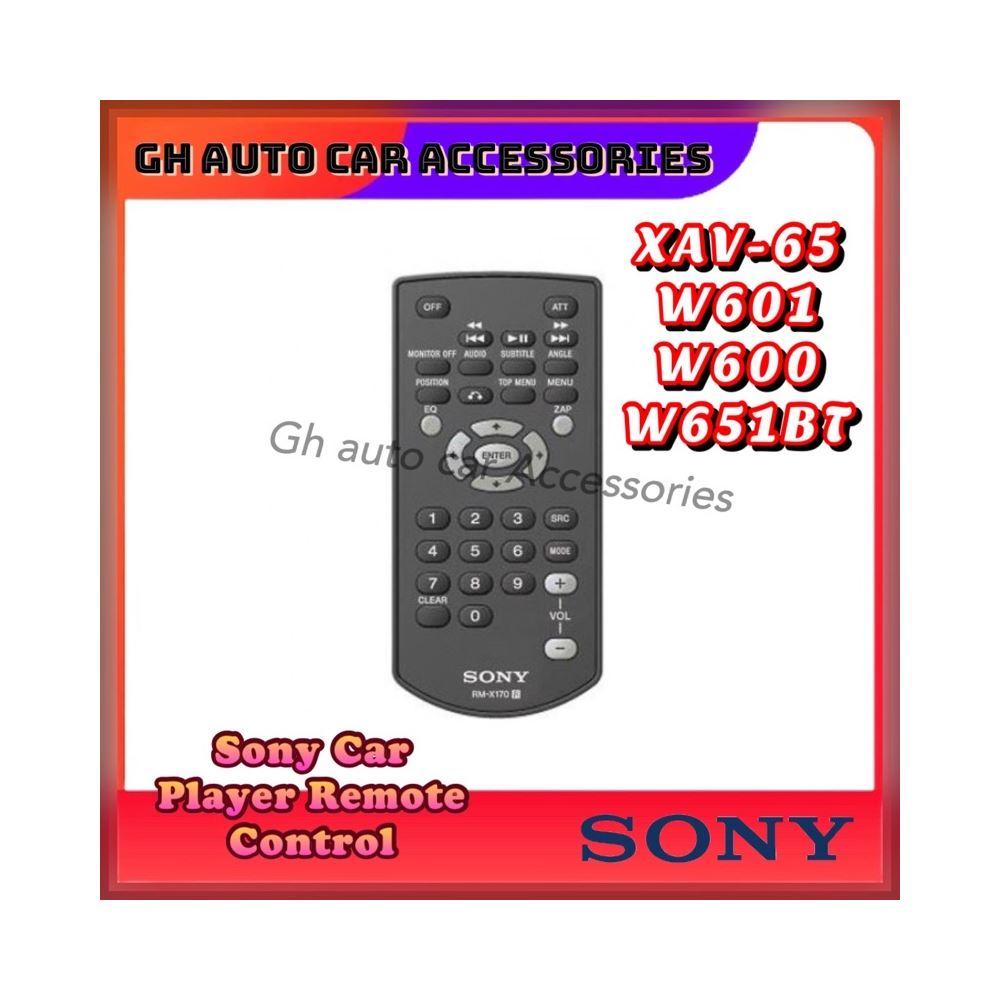 Remote Control Sony Car Player Remote Control