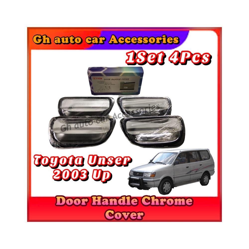 Door Panel Cover Handle (Chrome) Toyota Unser 2003-2007