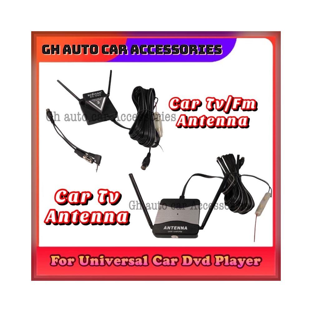 Car Tv/Fm Antenna For Universal Car Dvd Player