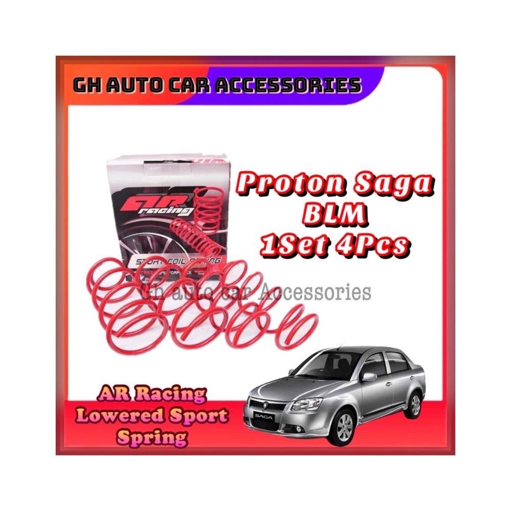 Proton Saga BLM AR Racing Sport Coil Spring Lowered Sport Spring 1Set 4Pcs