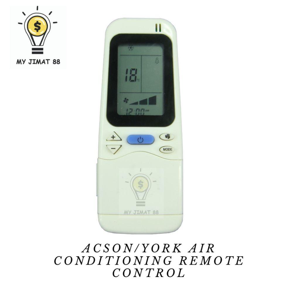 York Remote control Wireless  G17