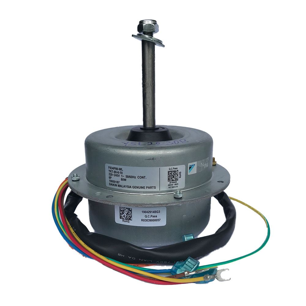 Condenser Fan Motor F414P25-WL