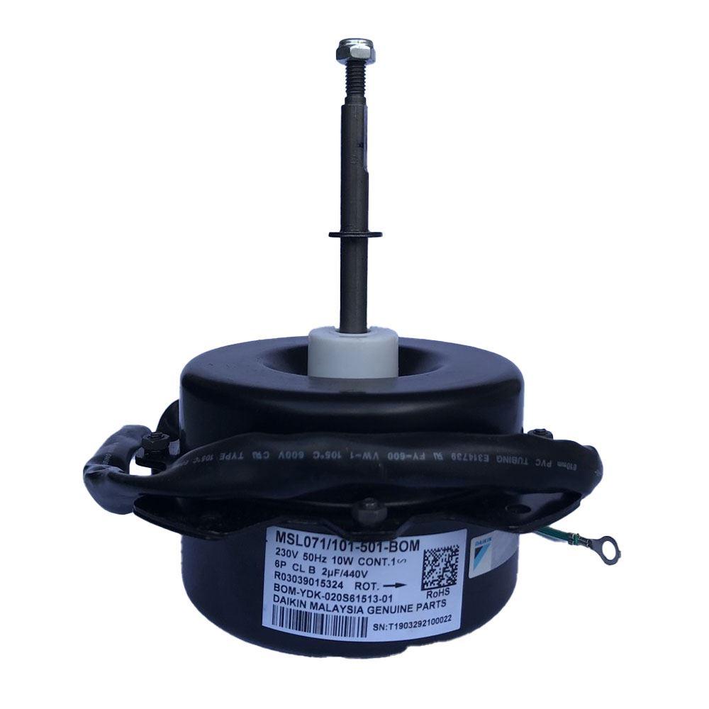 Condenser Fan Motor MSL15C-501-BOM