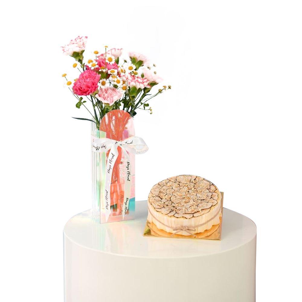 Carnations Truffle Bundle