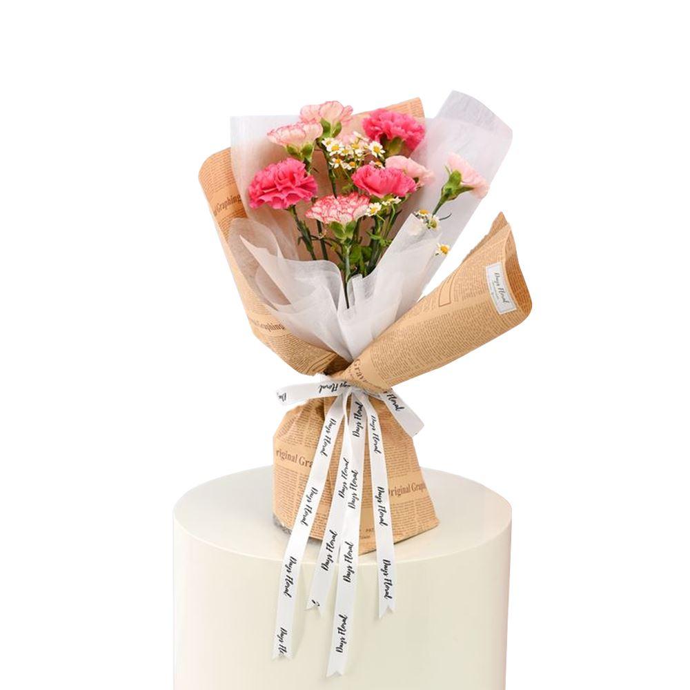 Retro Carnation Bouquet