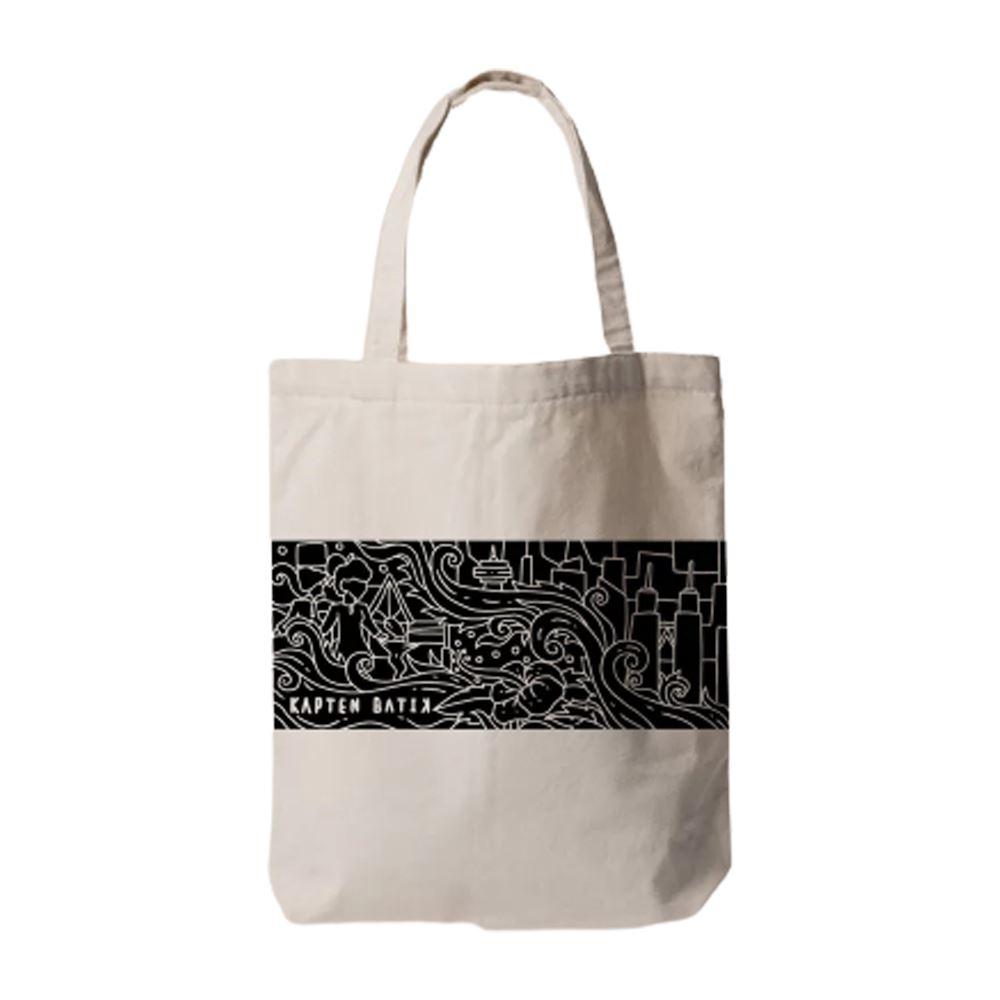 KL Skyline Tote Bag