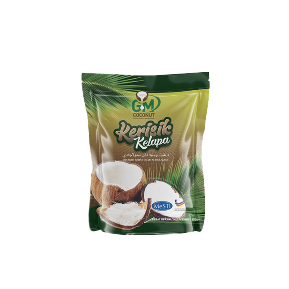 Toasted Coconut Paste