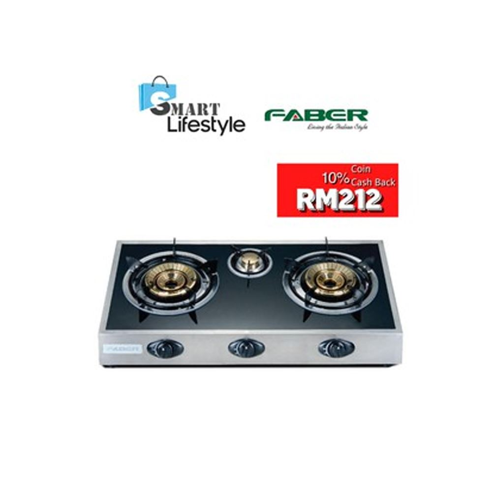 MILUX GAS STOVE MSS-3250