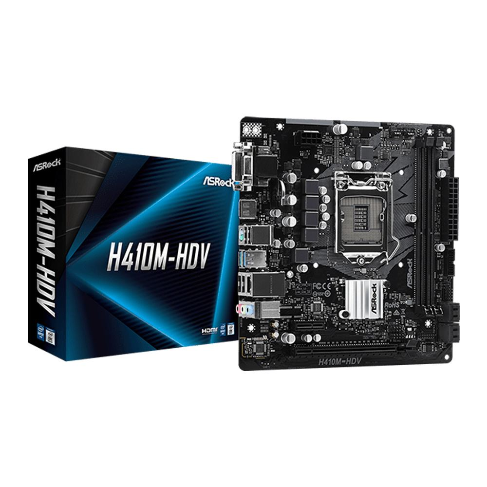 Asrock H410M-HDV R2.0 Motherboard