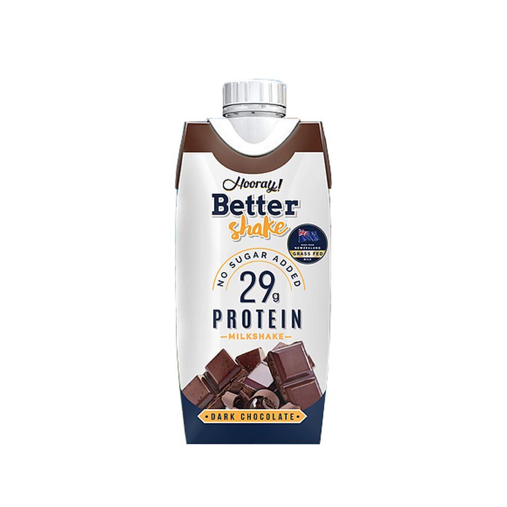 Protein Milkshake – Dark Chocolate