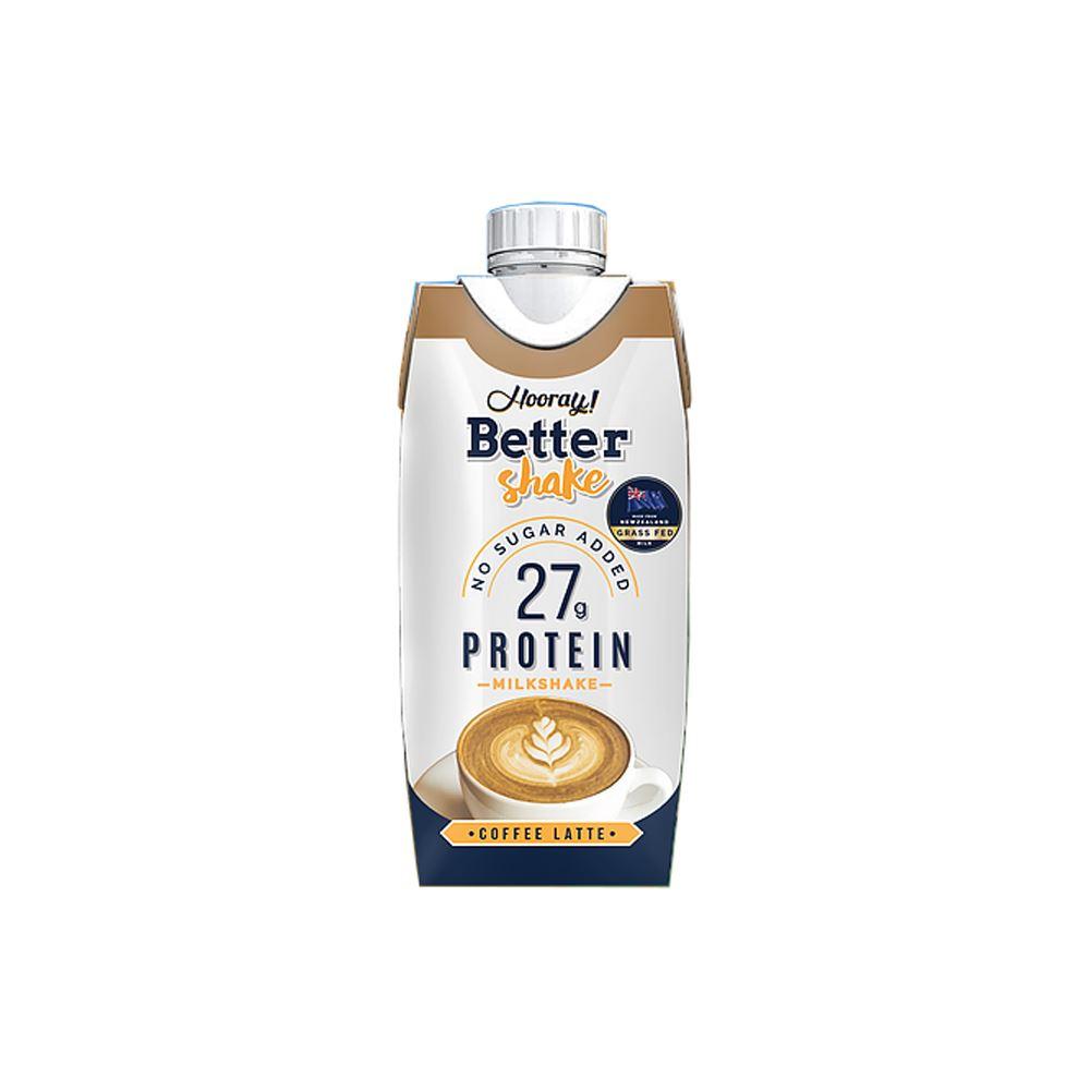Protein Milkshake – Coffee Latte