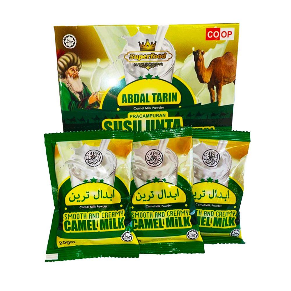 ABDAL TARIN Camel Milk(Sachets)