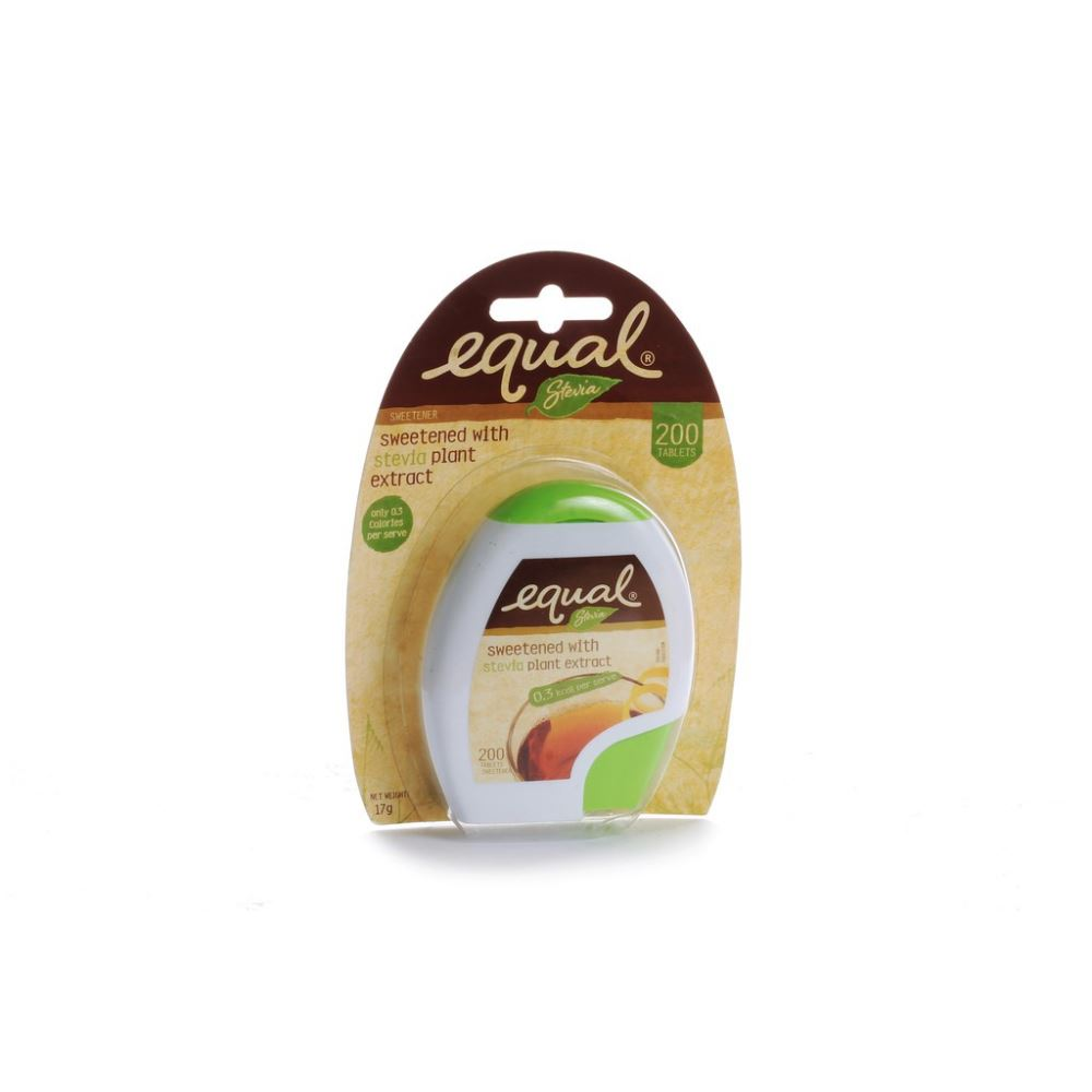 Equal Stevia 200 tablets
