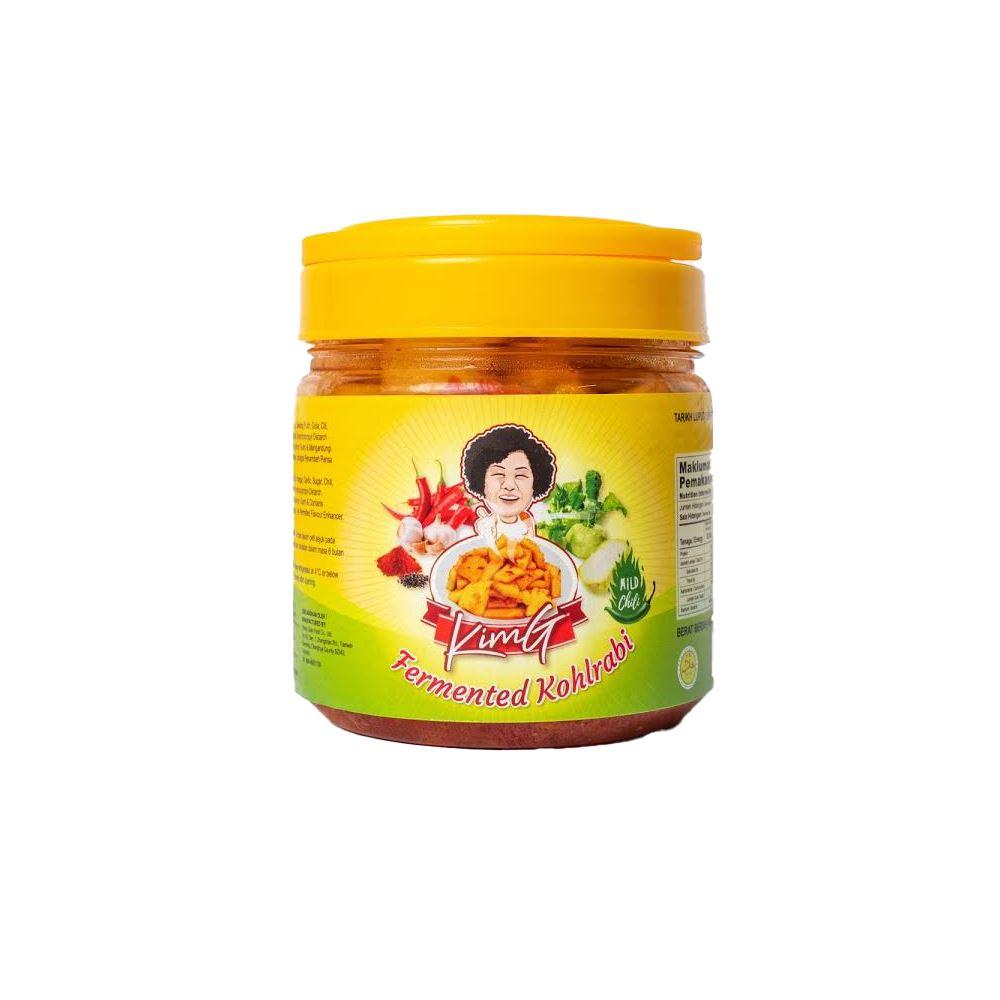KimG Fermented Kimchi
