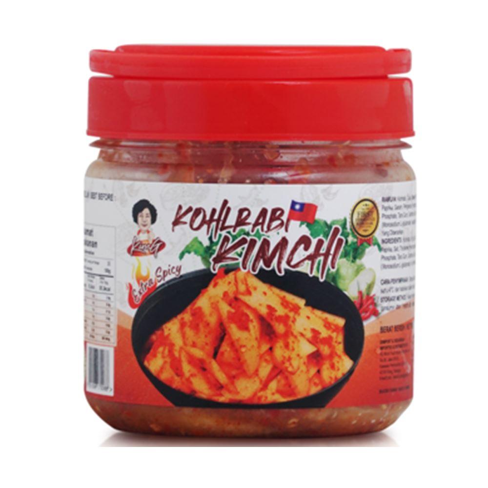 KimG Kohlrabi Extra Spicy