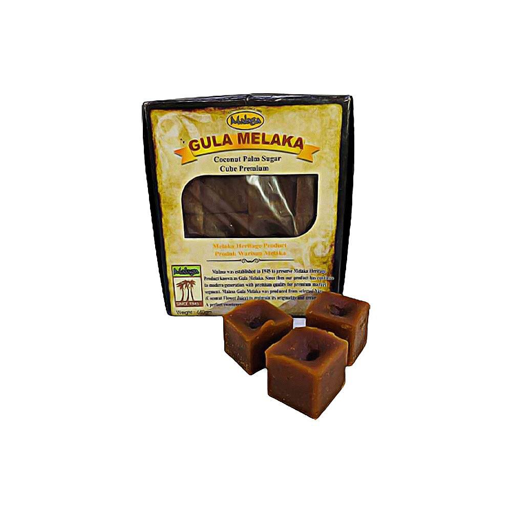 MALASA Gula Melaka Cube Premium Box 520gm