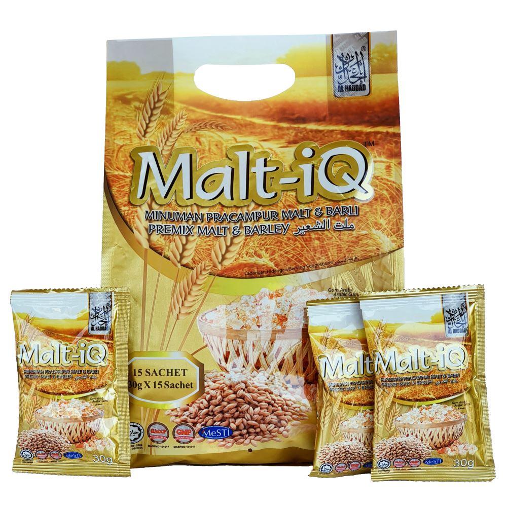 Malt-iQ (Premix Malt Barley)