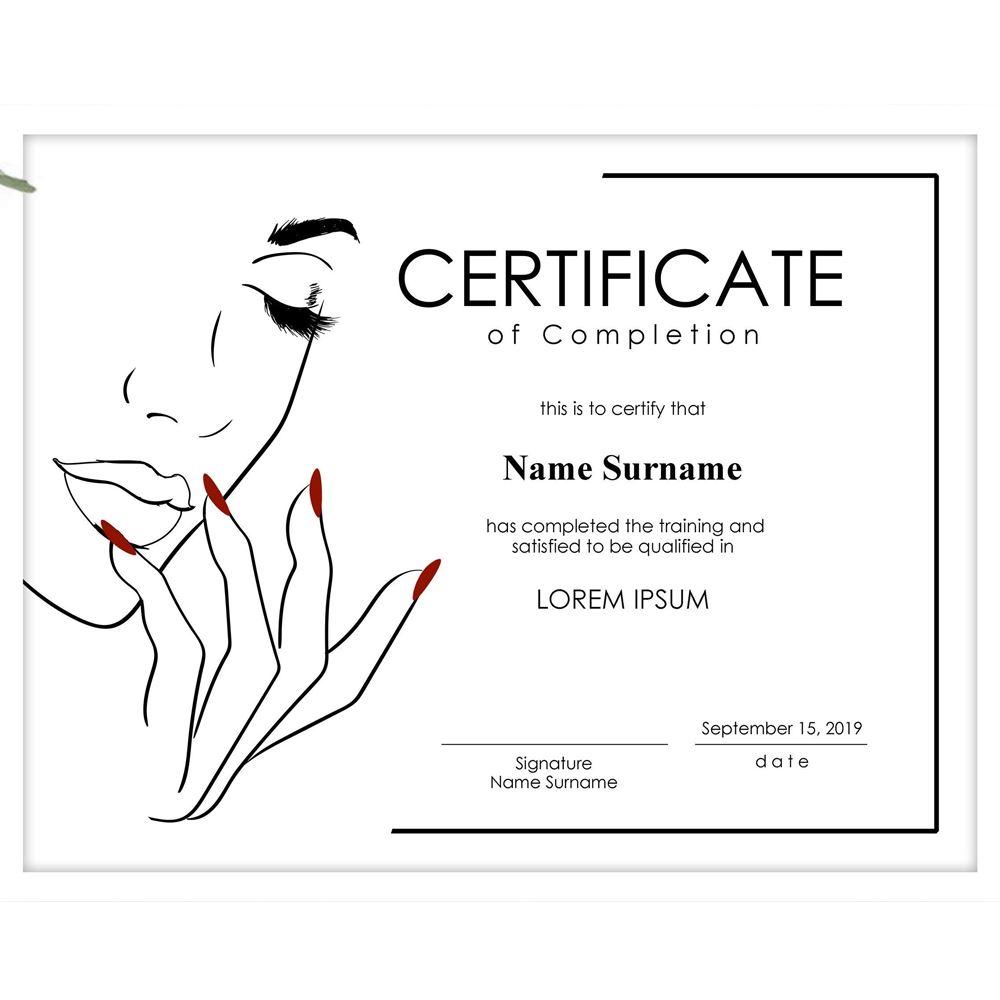 Professional Beauty Certificate