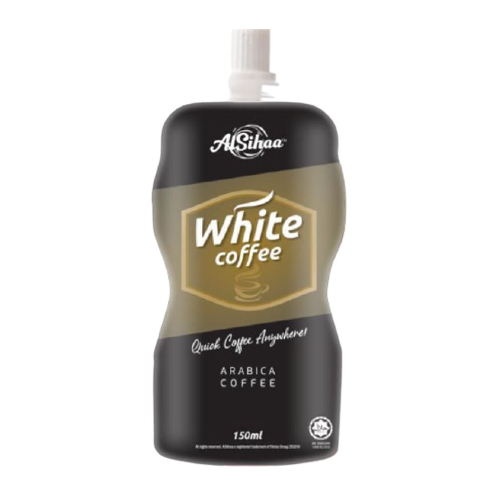 White Coffee Alsihaa [Pouch]