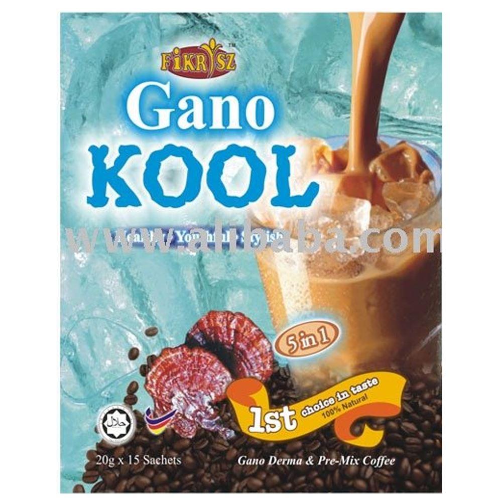 Coffee Gano Kool
