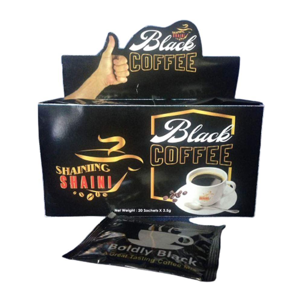 Black Coffee Shaining Shaini