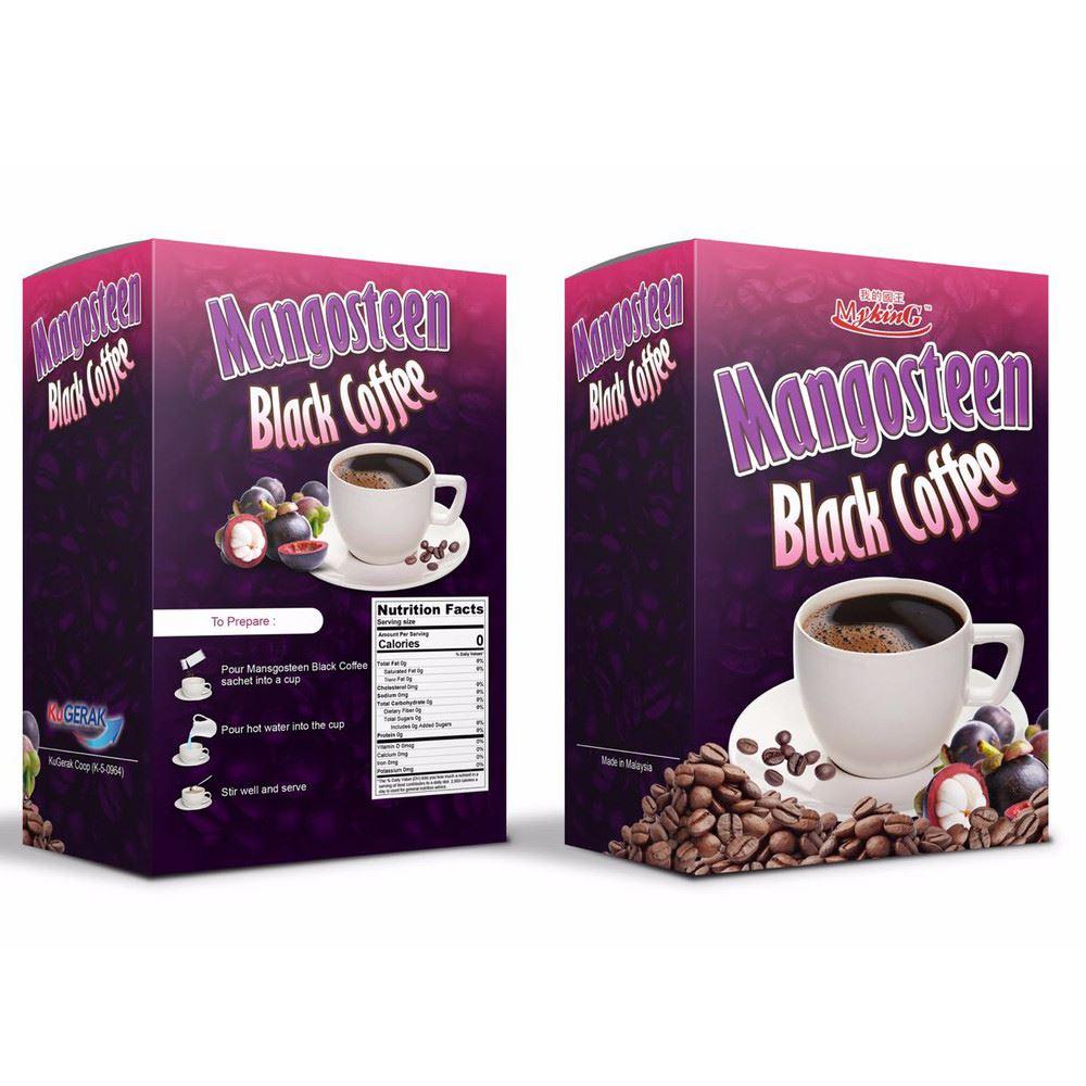 Mangosteen Black Coffee [ MyKing ]