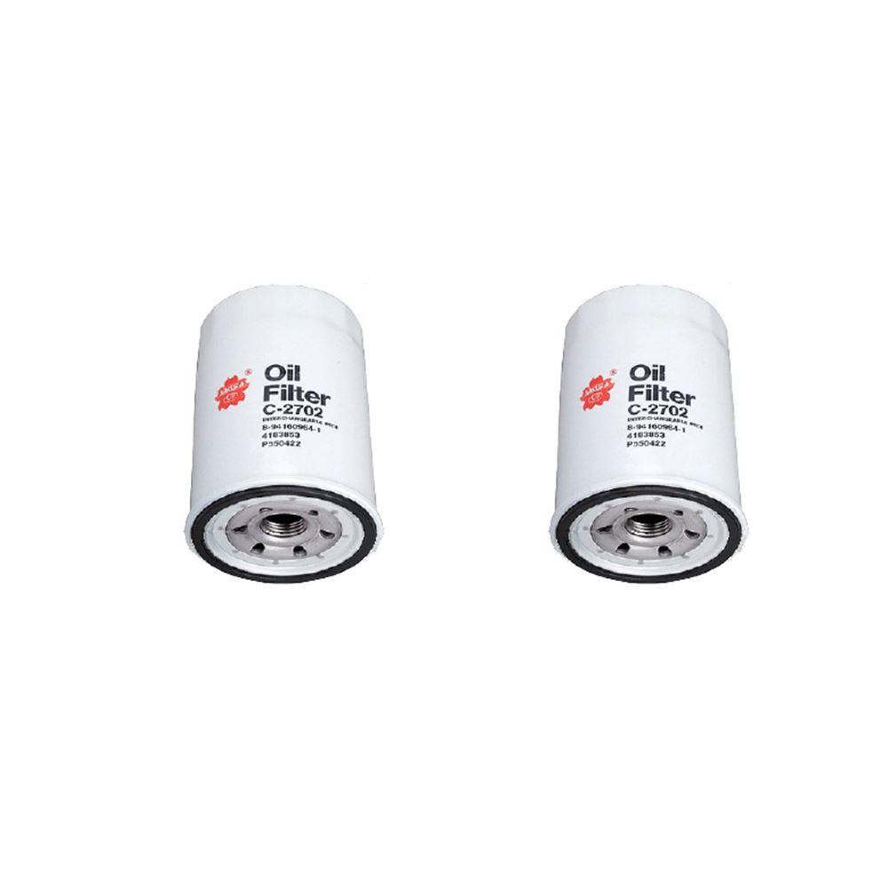 Sakura Oil Filter C-2702