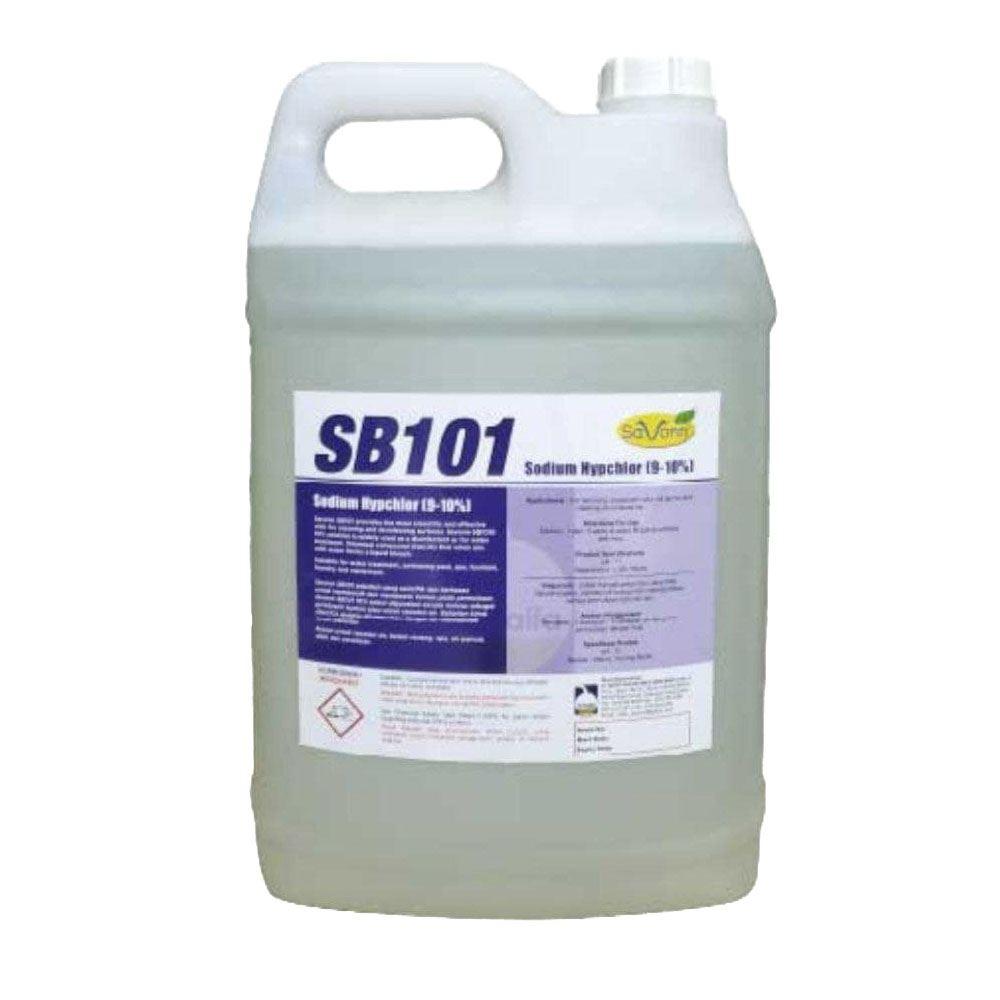 SB101 (Sodium Hypchlor 9-10%) – Bleach