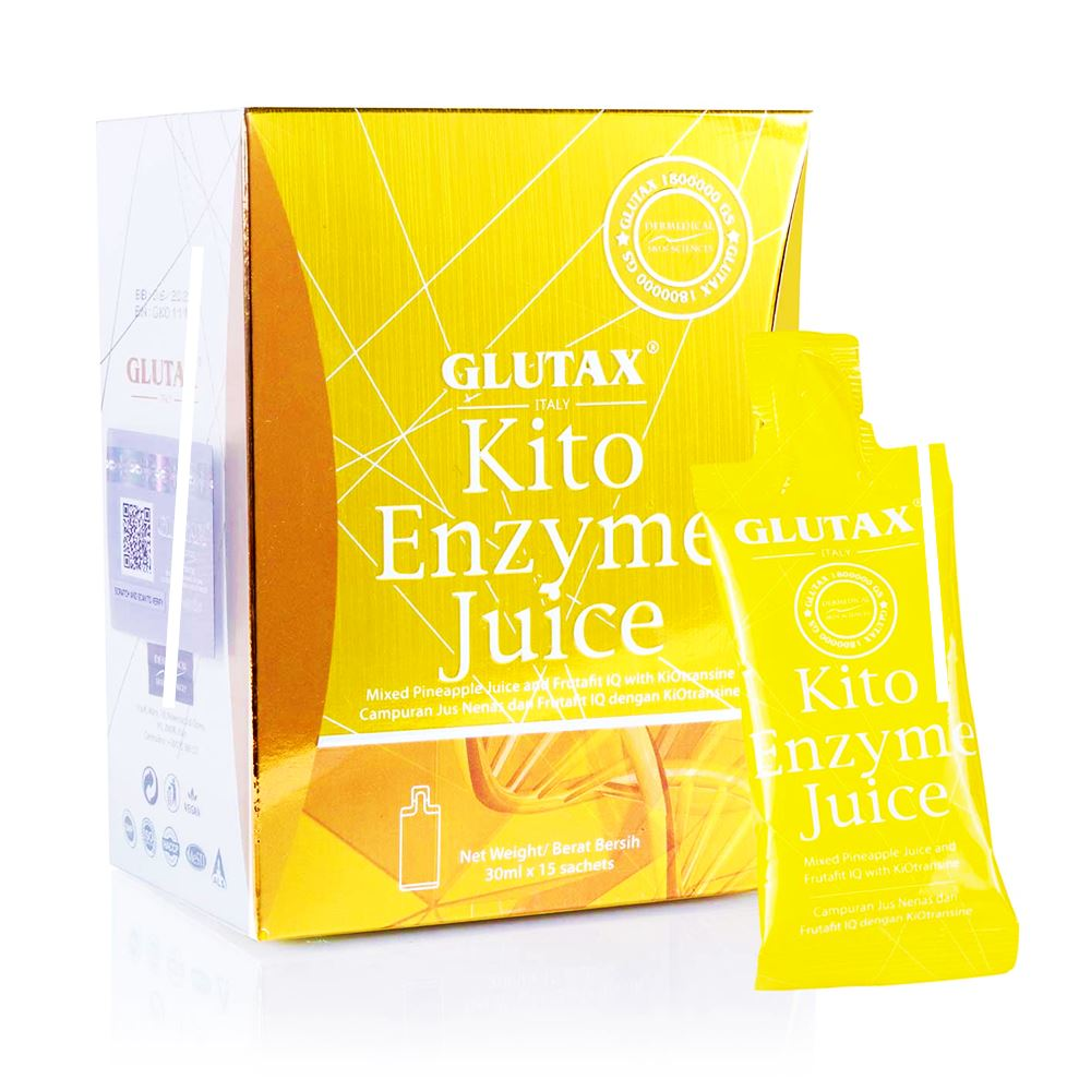 GLUTAX KITO ENZYME JUICE FROM ITALY