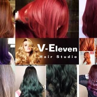 V Eleven Hair Studio