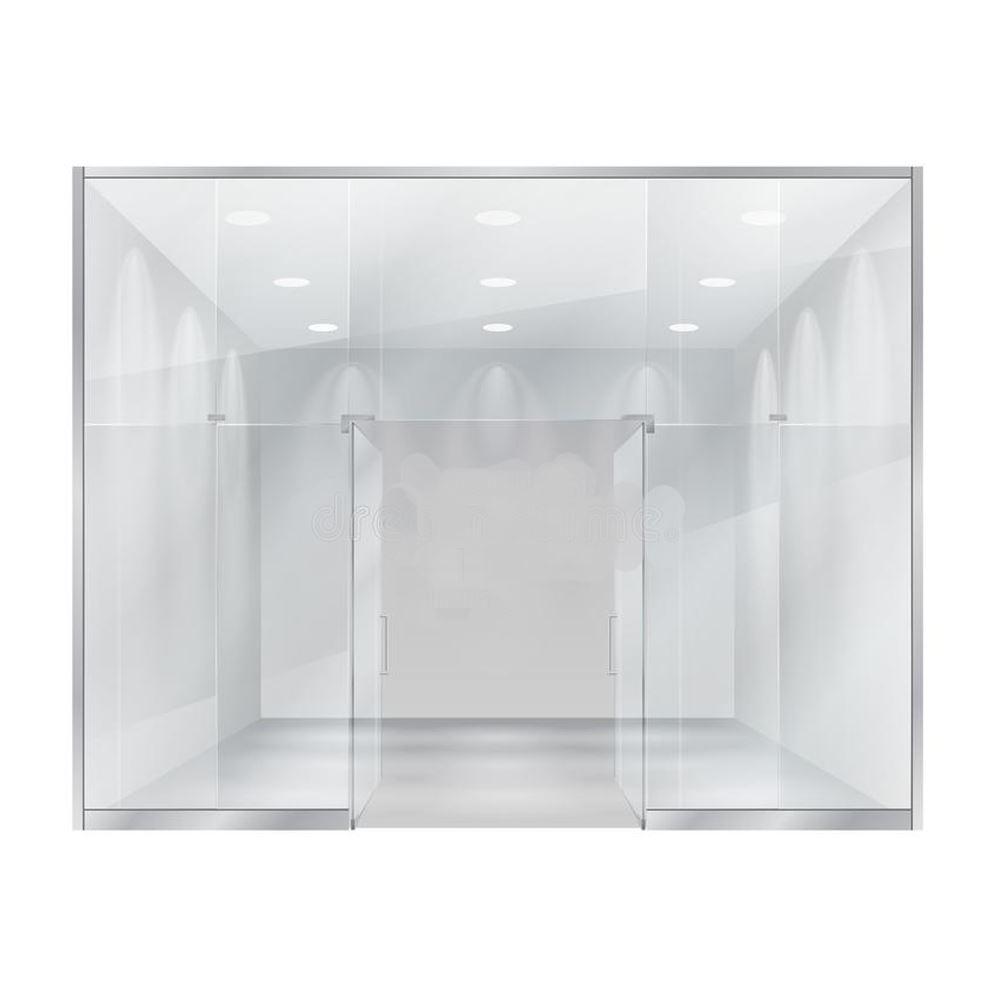 shopfront glass