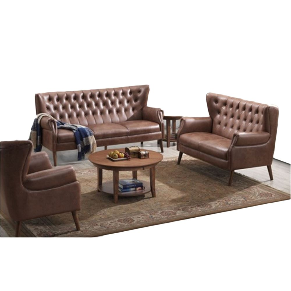 High Back Wing Sofa - Model Code AS -SS006