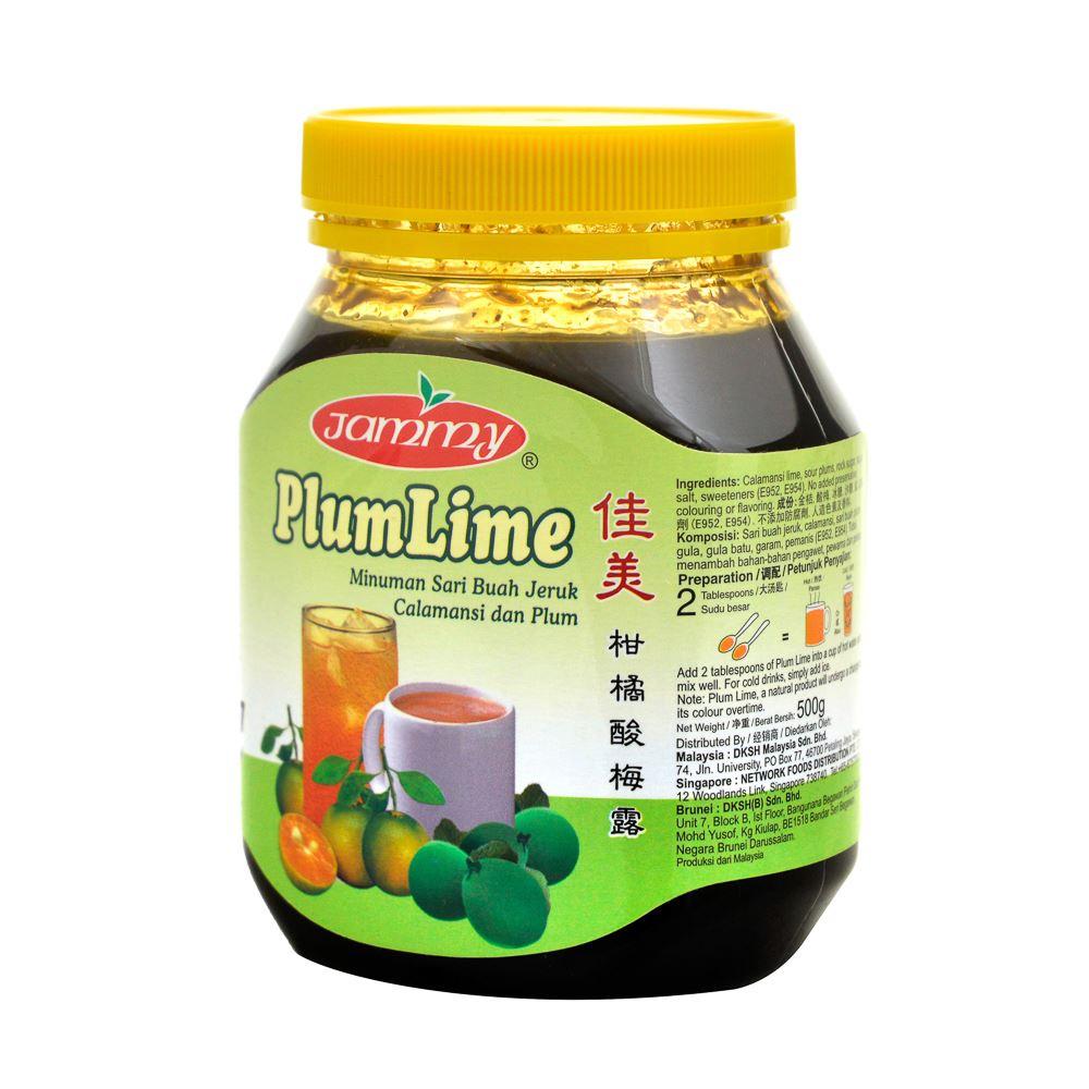 Plum Lime
