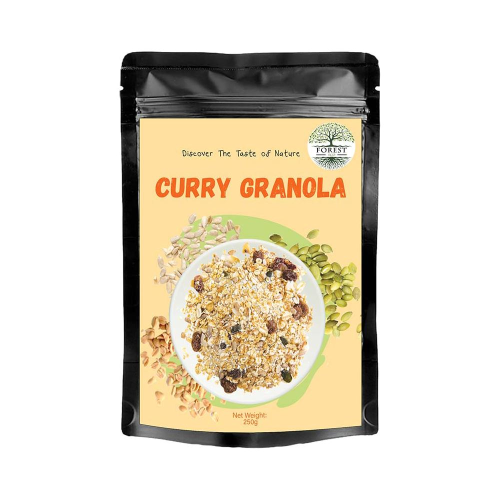 Eco Forest Granola Curry