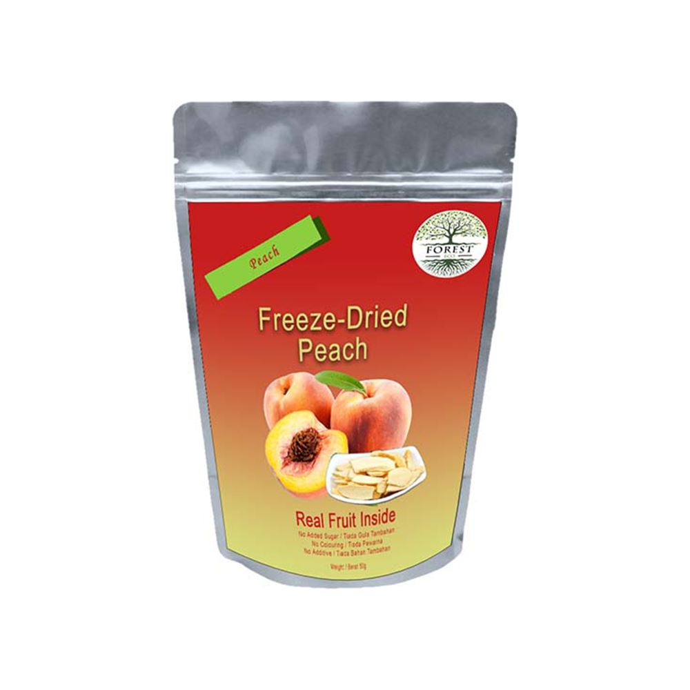 Freeze Dried Crispy Peach
