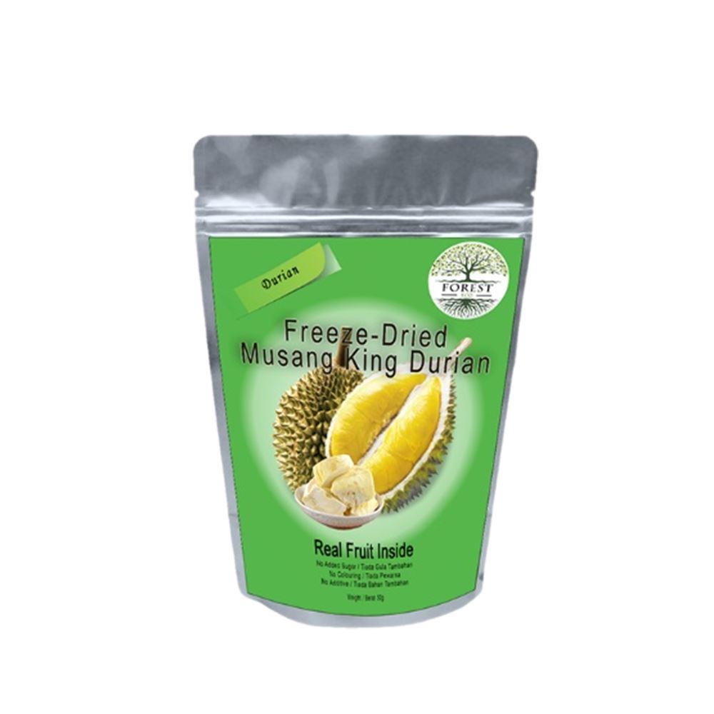 Freeze Dried Crispy Musang King Durian