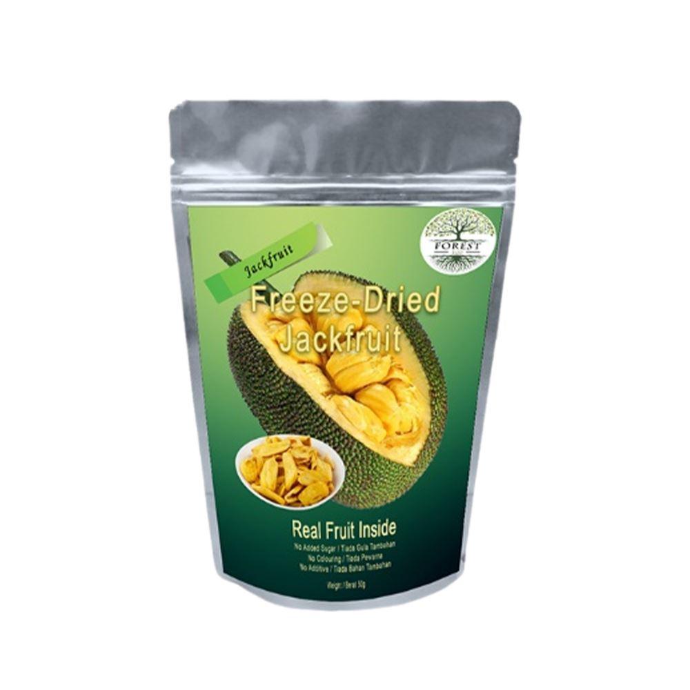 Freeze Dried Crispy Jackfruit