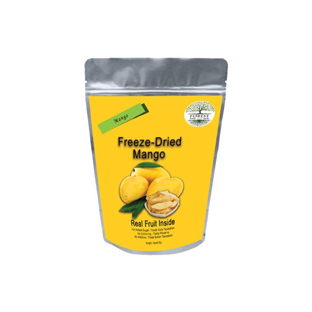 Freeze Dried Crispy Mango