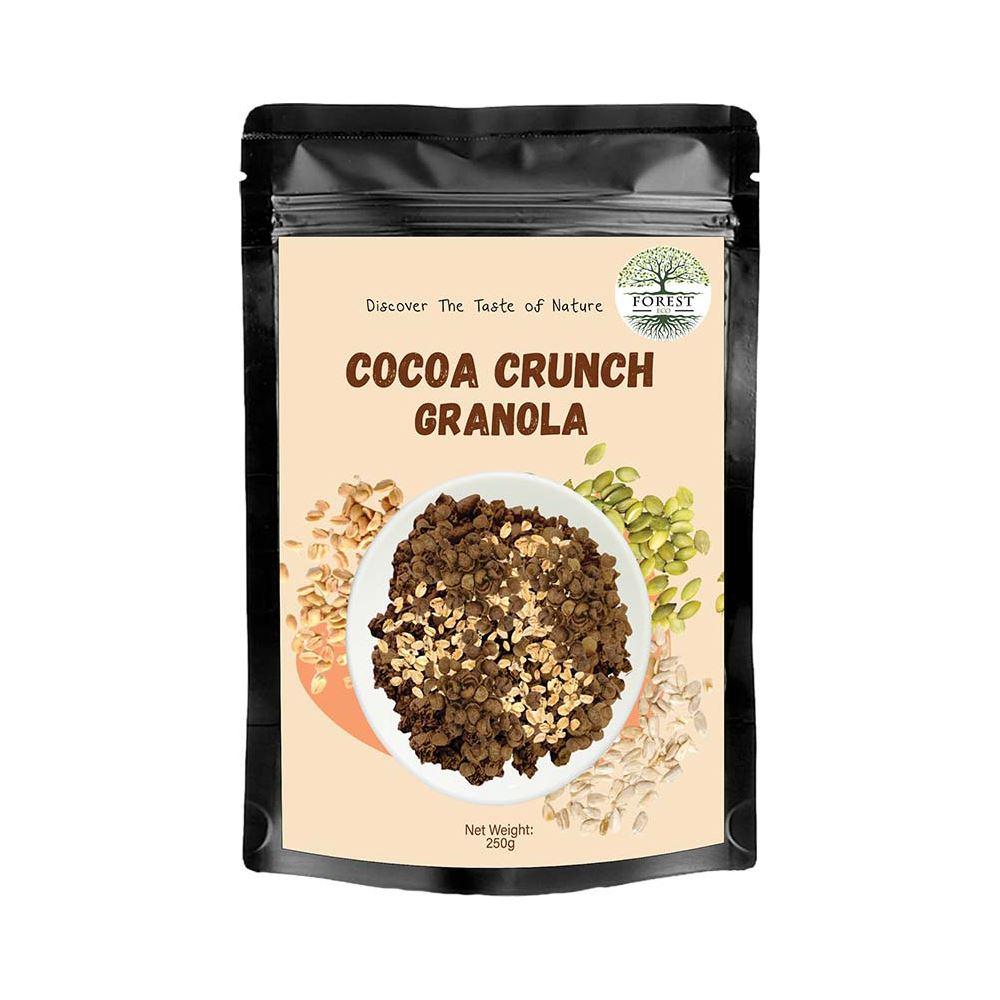 Eco Forest Granola Cocoa Crunch