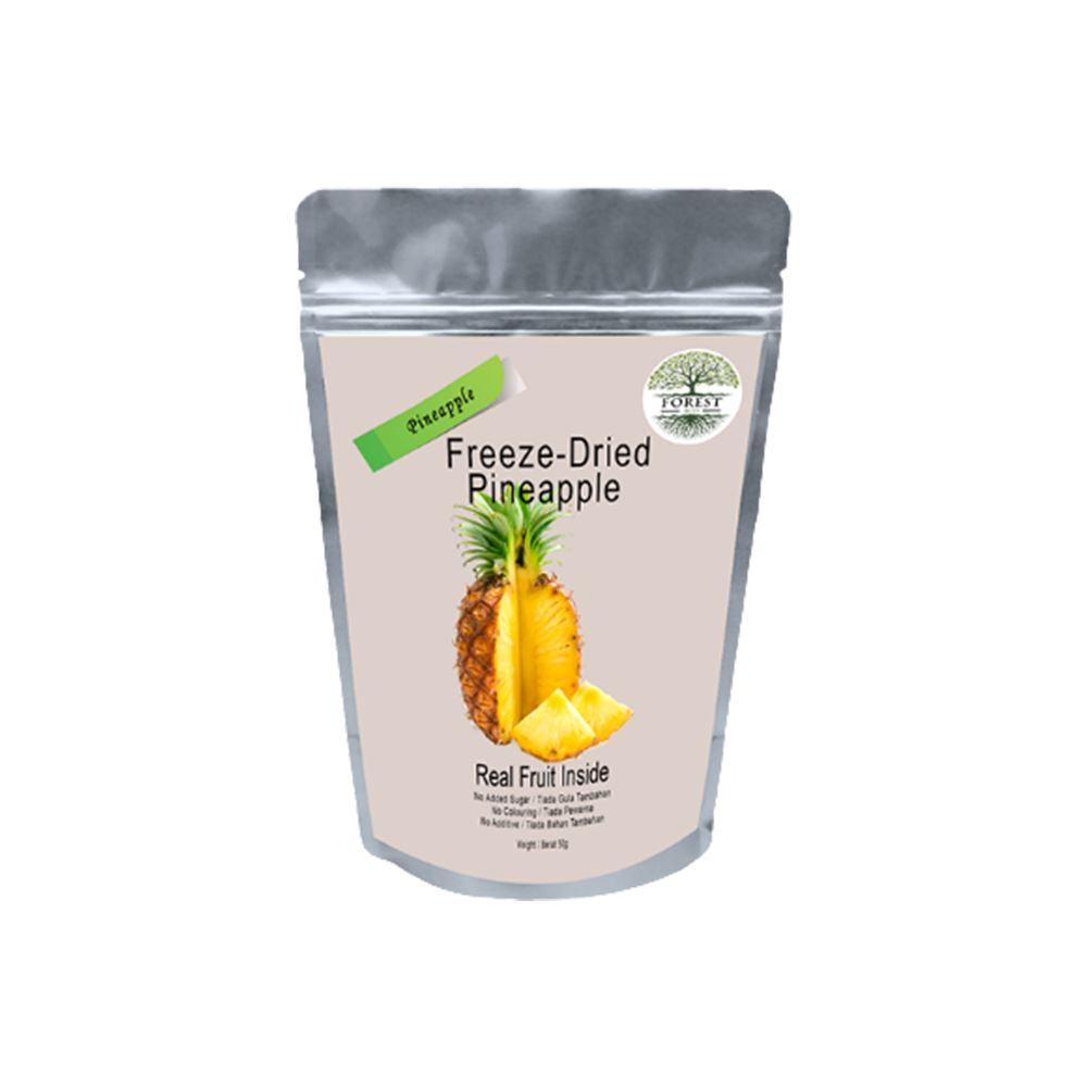 Freeze Dried Crispy Pineapple
