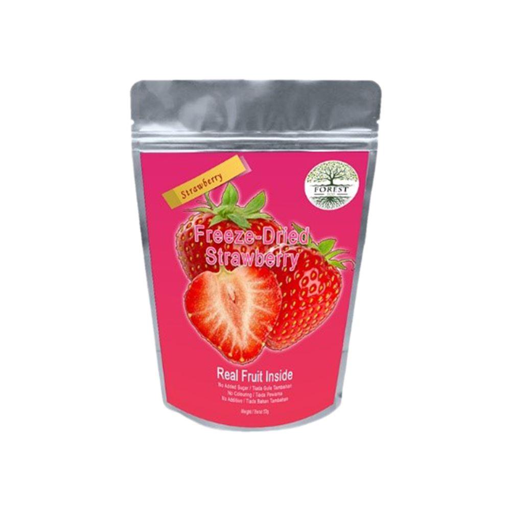 Freeze Dried Crispy Strawberry