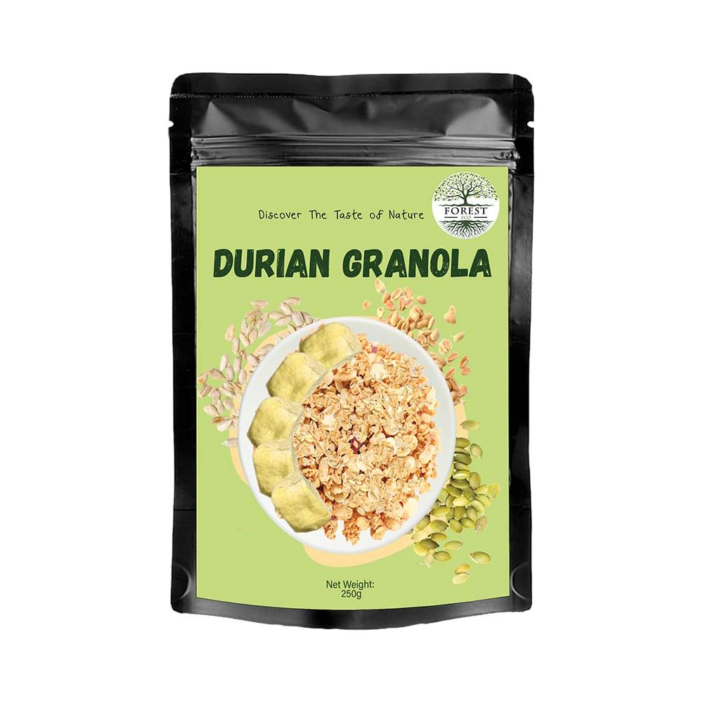 Eco Forest Granola Durian