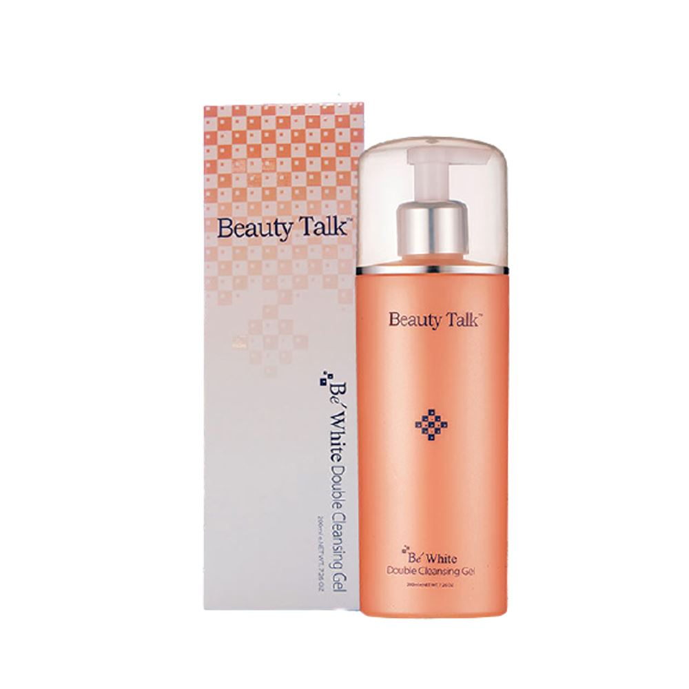 Be White Double Cleansing Gel