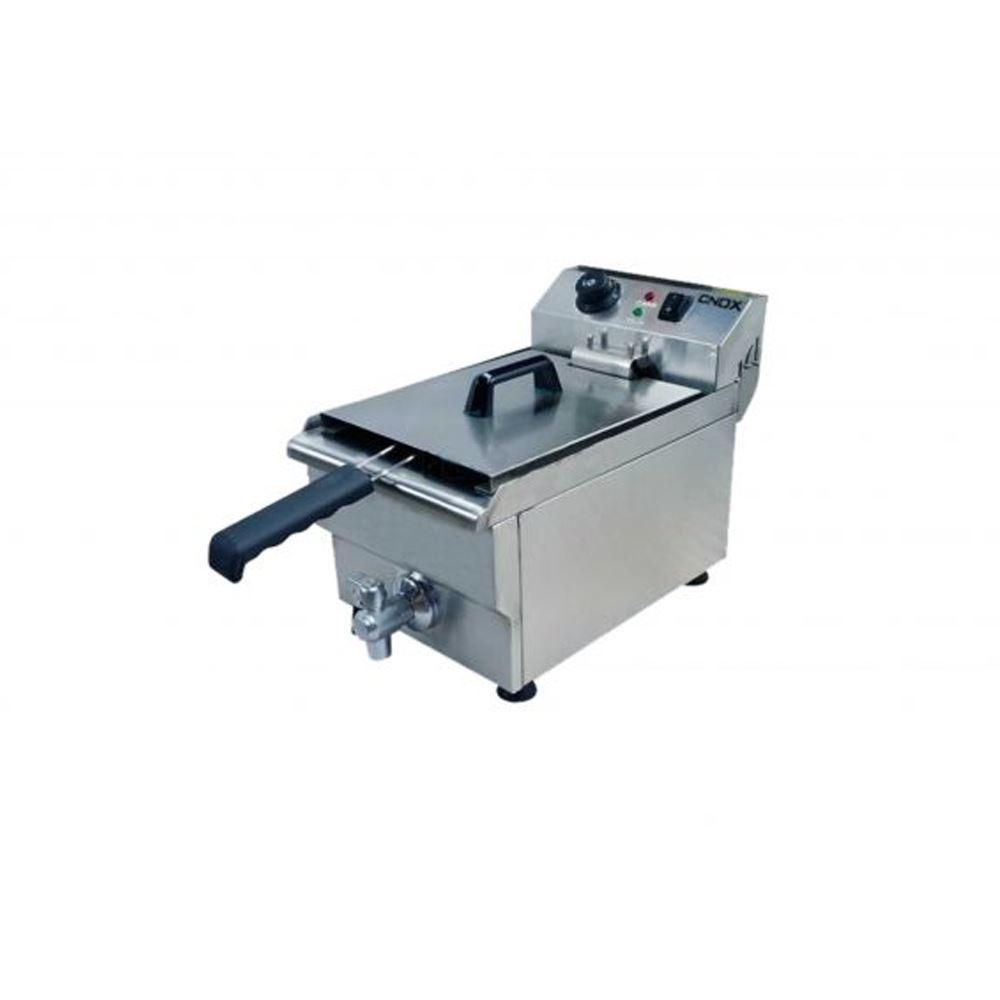 CNOX Single Tank Fryer (10L)