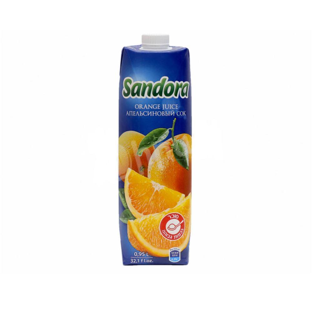 Sandora Orange juice